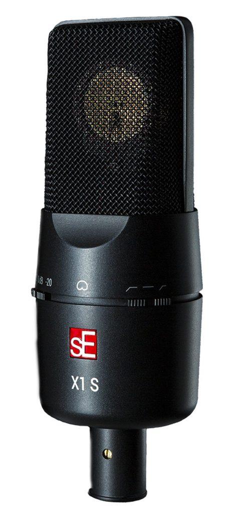 מיקרופון קונדנסר להקלטות sE Electronics X1S