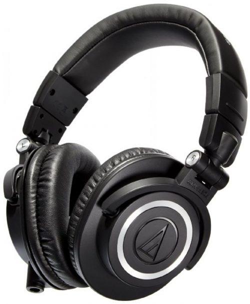 אוזניות Audio Technica ATH-M50X