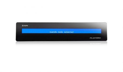 מסך תצוגה למשטחי שליטה iCON Audio Pro Platform D2