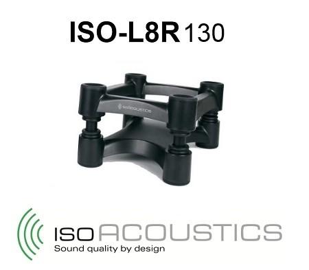 סטנדים מקצועיים למוניטורים אולפניים ISO L8R-130