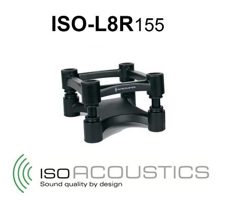 סטנדים מקצועיים למוניטורים אולפניים ISO L8R-155