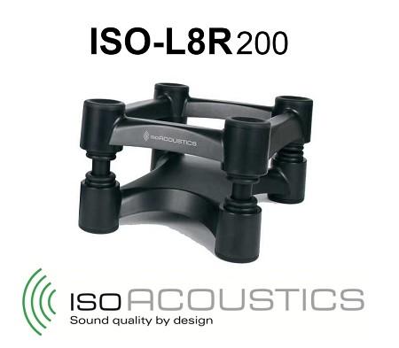 סטנדים מקצועיים למוניטורים אולפניים ISO L8R-200