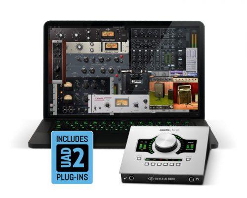 כרטיס קול Universal Audio Apollo Twin USB