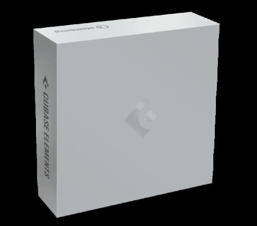 תוכנה Cubase Elements 11 Steinberg