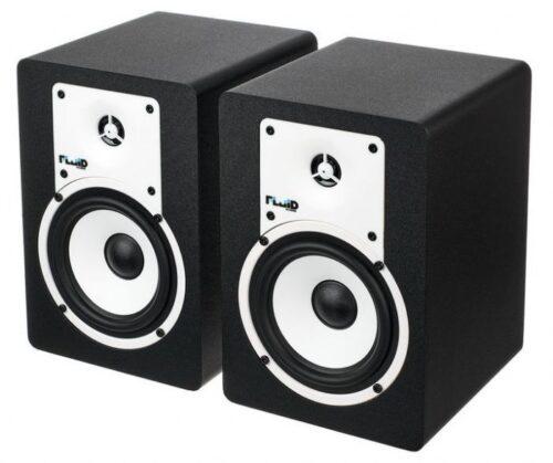 זוג מוניטורים אולפניים Fluid Audio C5 Classic series