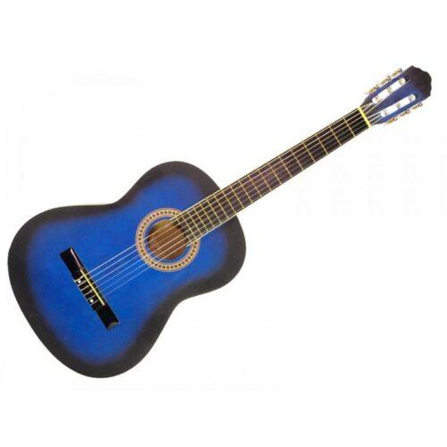 גיטרה קלאסית בצבע כחול Armando