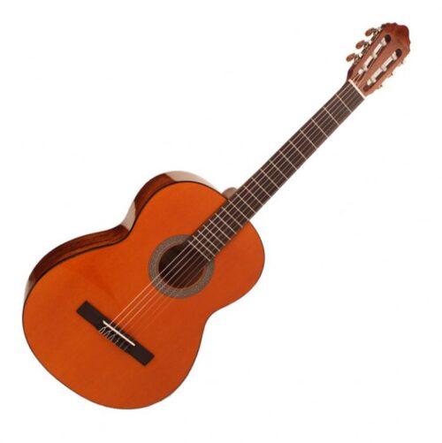 גיטרה קלאסית כולל נרתיק Cort AC-100DX YT WB