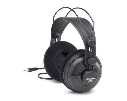אוזניות אולפן סגורות Samson SR950