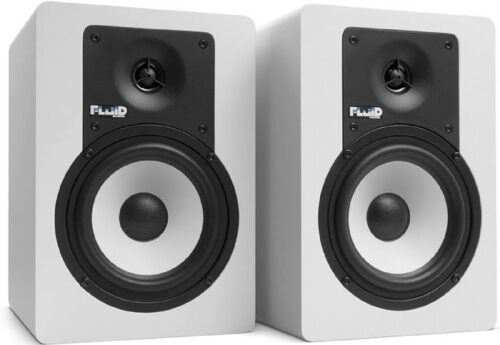 זוג מוניטורים אולפניים Fluid Audio C5W Classic series