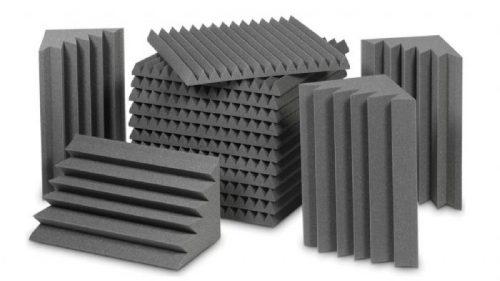 חבילת ספוגים לאקוסטיקה לחדר EZ Foam Acoustic Pack Small מבית EZ Acoustics