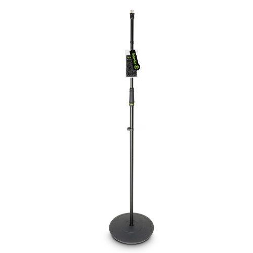 סטנד מיקרופון בסיס עגול גובה 1.60מ' Gravity MS 23