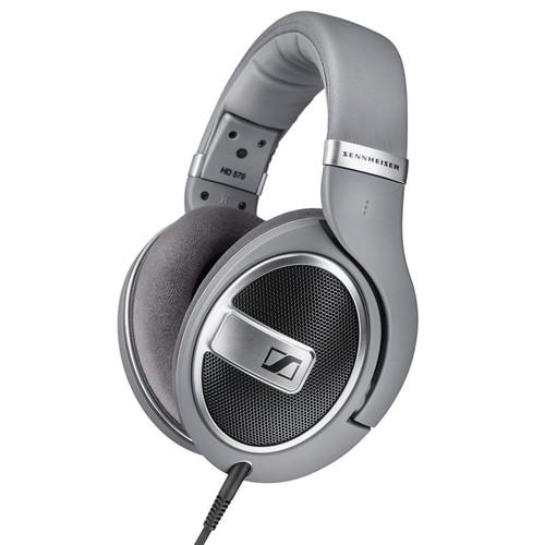 אוזניות אולפן פתוחות Sennheiser HD-579