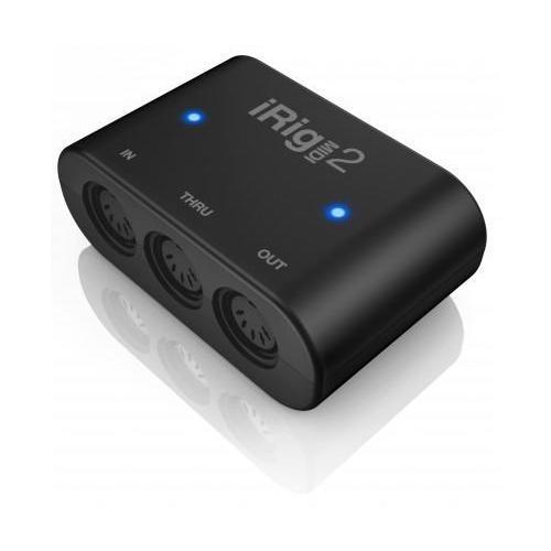 ממשק iRig MIDI 2 מבית IK Multimedia
