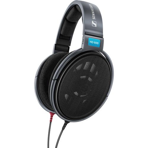 אוזניות אולפן פתוחות Sennheiser HD-600