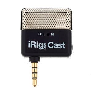 מיקרופון קונדנסר נייד IK Multimedia iRig Mic Cast