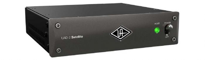 Universal Audio UAD2 SATELLITE Thunderbolt 3 – OCTO CORE