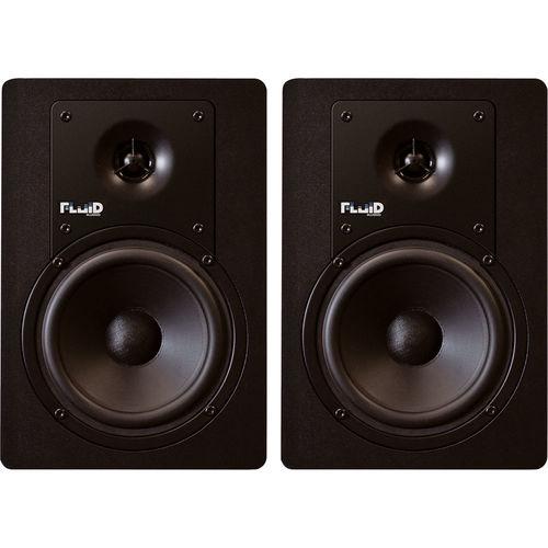 זוג מוניטורים אולפניים Fluid Audio C5BT Classic BlueTooth