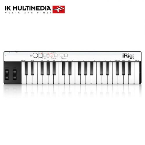 מקלדת שליטה IK Multimedia iRig Keys