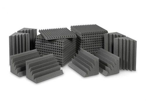 חבילת ספוגים לאקוסטיקה לחדר EZ Foam Acoustic Pack Medium מבית EZ Acoustics