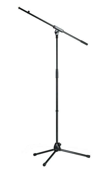 סטנד מיקרופון זרוע אחת K&M 21070