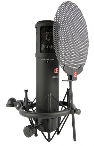 מיקרופון קונדנסר sE Electronics sE2200a II