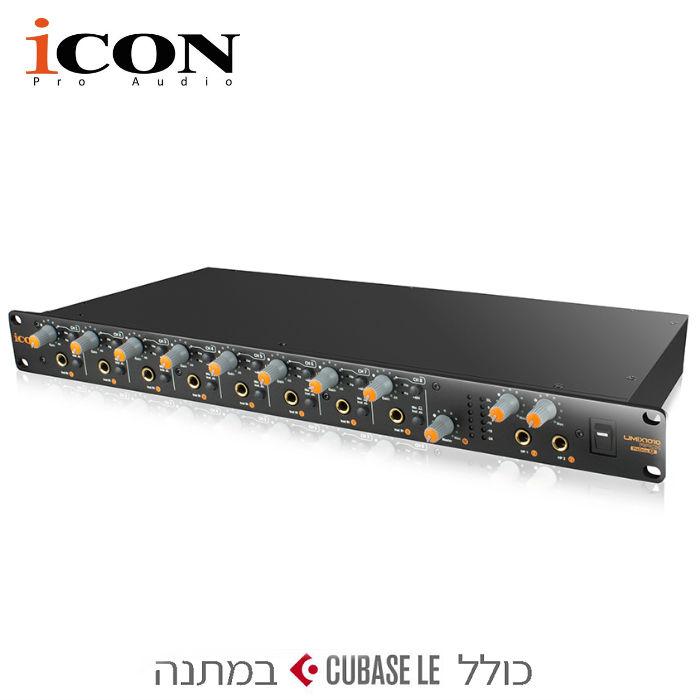 (iCON UMix 1010 Rack (ProDrive III