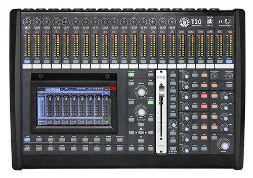 מיקסר דיגיטלי Topp Pro T20