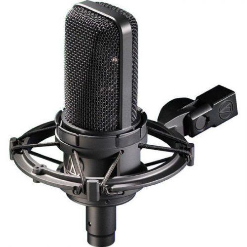 מיקרופון קונדנסר אולפני Audio Technica AT4033ASM