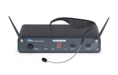 מיקרופון אלחוטי מדונה SAMSON Airline 88 AH8 Headset System