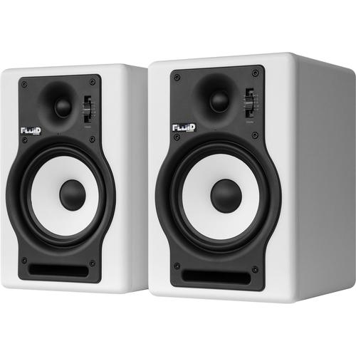 זוג מוניטורים אולפניים Fluid Audio F5W Fader series