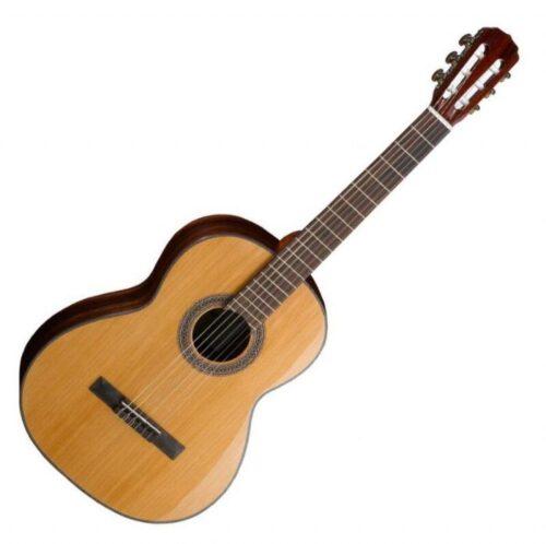 גיטרה קלאסית בצבע טבעי Cort AC-250