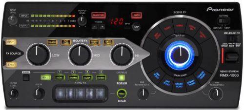 תחנת אפקטים Pioneer RMX-1000