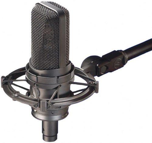מיקרופון קונדנסר אולפני Audio Technica AT4050SM