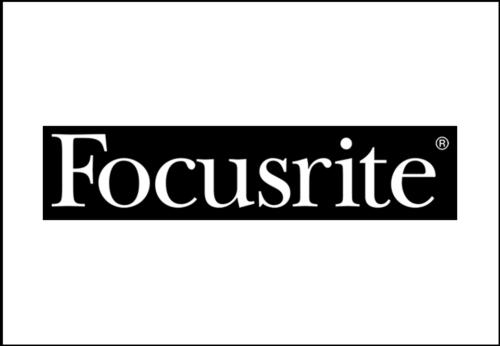 כרטיסי קול - Focusrite