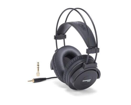 אוזניות אולפן סגורות Samson SR880