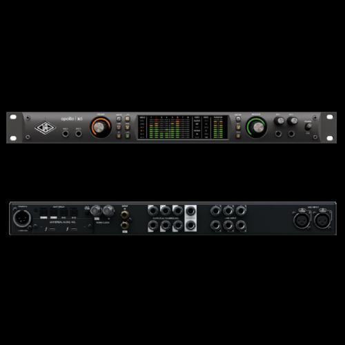 כרטיס קול Universal Audio Apollo X6