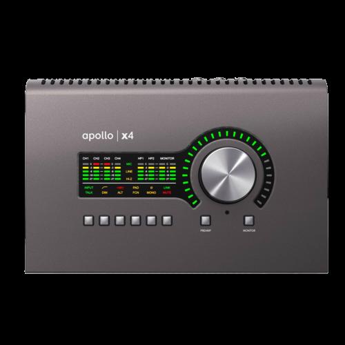 כרטיס קול Universal Audio Apollo X4