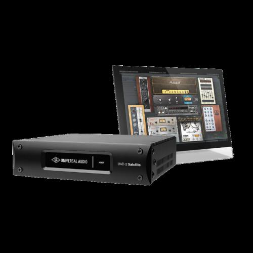 מעבד Universal Audio UAD-2 OCTO Core Satellite USB