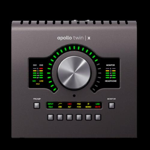 כרטיס קול Universal Audio Apollo Twin X DUO