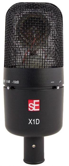 מיקרופון לתוף באס sE Electronics sE X1D