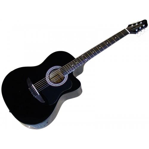 גיטרה אקוסטית Armando C931 CUT BK