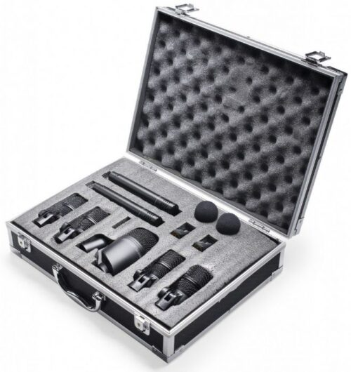 סט מיקרופונים לתופים Stagg DMS 5700H