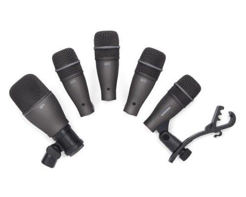 סט 5 מיקרופונים לתופים SAMSON DK705