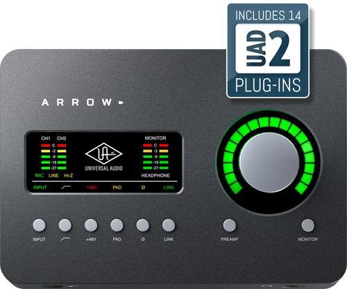 כרטיס קול Universal Audio Arrow
