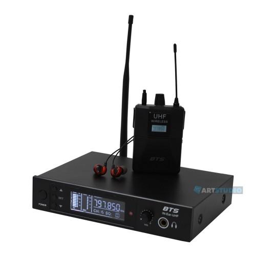 מערכת אלחוטית BTS In Ear Monitor