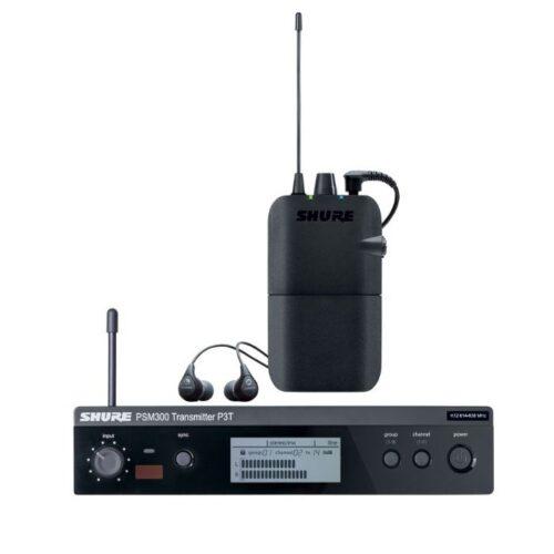 מערכת In-Ear אלחוטית Shure PSM300 P3TR112GR