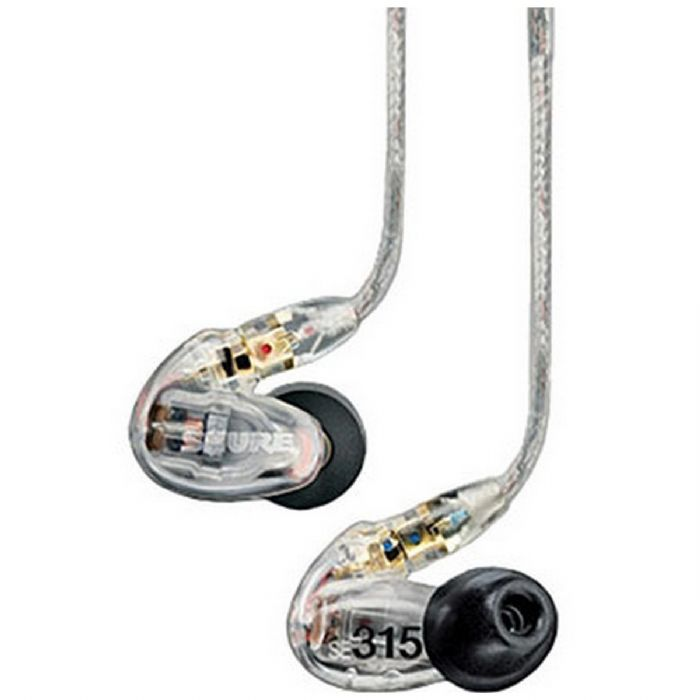 אוזניות In-Ear למוניטור Shure SE315