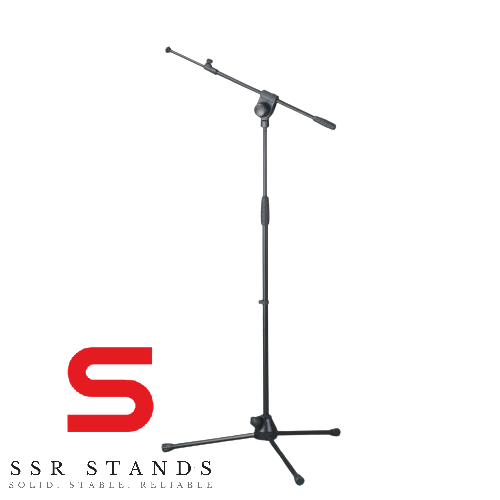 סטנד מיקרופון מקצועי SSR Stands PRO200