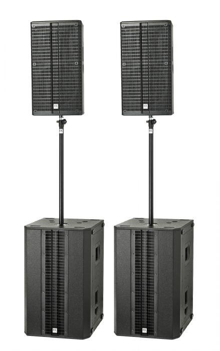 מערכת הגברה מוגברת HK Audio Power Pack L3
