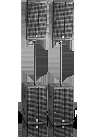 מערכת הגברה HK Audio L5 Club Pack